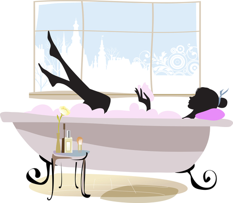http://www.dreamstime.com/stock-images-woman-bathtub-image16037594